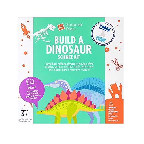 Surprise Ride Build a Dinosaur Science Kit STEM Learning