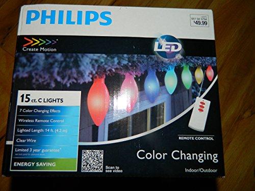 Philips Led Christmas Lights Color Changing