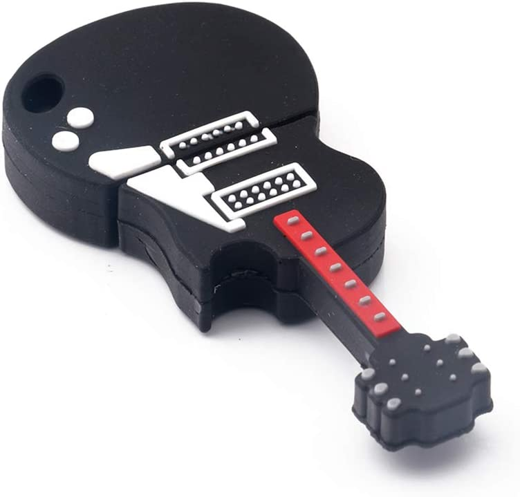 USB Flash Drive Memory Storage Stick for PC Computer 64mb FAgdsyigao 512MB//1G//2G//4G//8G//16G//32G//64G Guitar Pattern U Disk