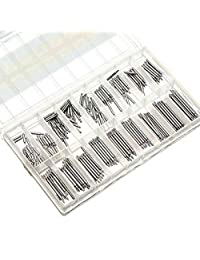 New 8-25mm 270pcs Watch Band Spring Bar/Strap Stainless Link Pins Tool Set