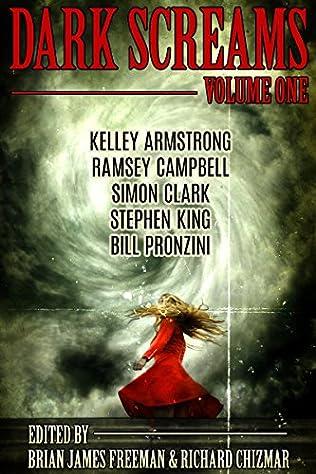 book cover of Dark Screams: Volume One