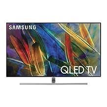 Samsung QN65Q7F Flat 65-Inch 4K Ultra HD Smart QLED TV (2017 Model)