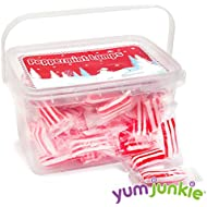 Sassy Peppermint Lumps Hard Candy - 80-Piece Tub