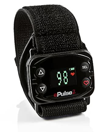 ePulse2 Strapless Heart Rate Monitor Watch & Calorie Counter