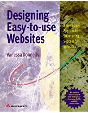 Designing Easy-to-use Web Sites
