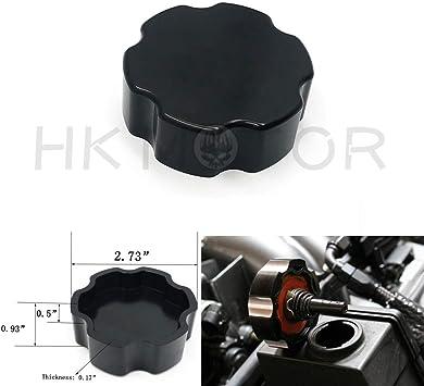 For 2010-2015 Camaro Billet Power Steering Reservoir Cap BLACK 11 12 2013 2014
