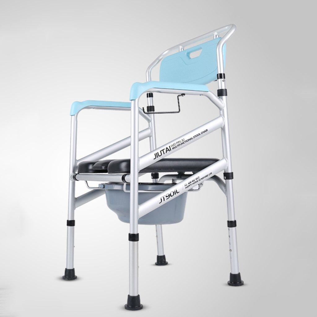 【メーカー公式ショップ】 LXN 折りたたみ式トイレ椅子とトイレの椅子のバスルームのアンチスリップ調節可能な高さのバスルームシャワーのスツール高齢者 (色/妊婦/障害者のトイレの椅子 (色 ブラック : : ブラック) ブラック B07DYJ8C91, LUMIAILE:d0b2b0a9 --- phribeiro.com.br