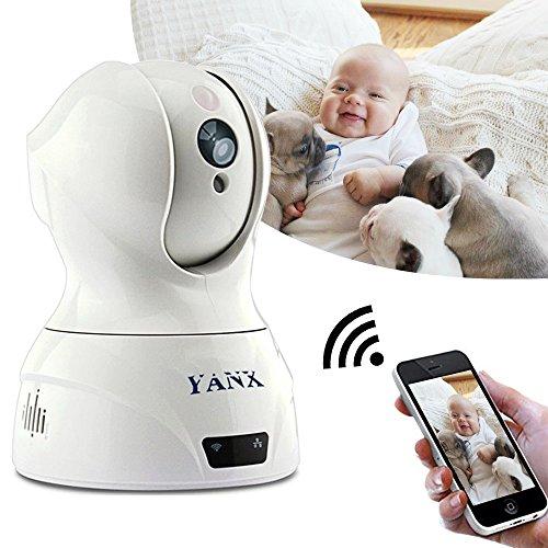 YANX Monitor Camera Wireless Security