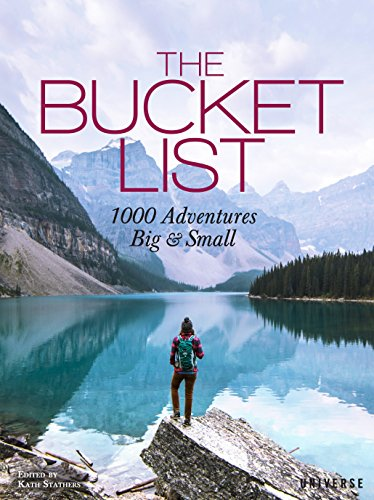 The Bucket List: 1000 Adventures Big & Small (Best Christmas Present For Your Boss)
