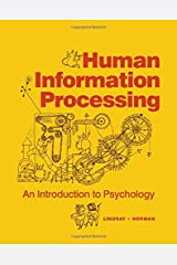 Human information processing;: An introduction to psychology Hardcover