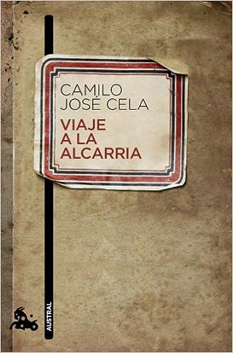 Book Viaje a la Alcarria