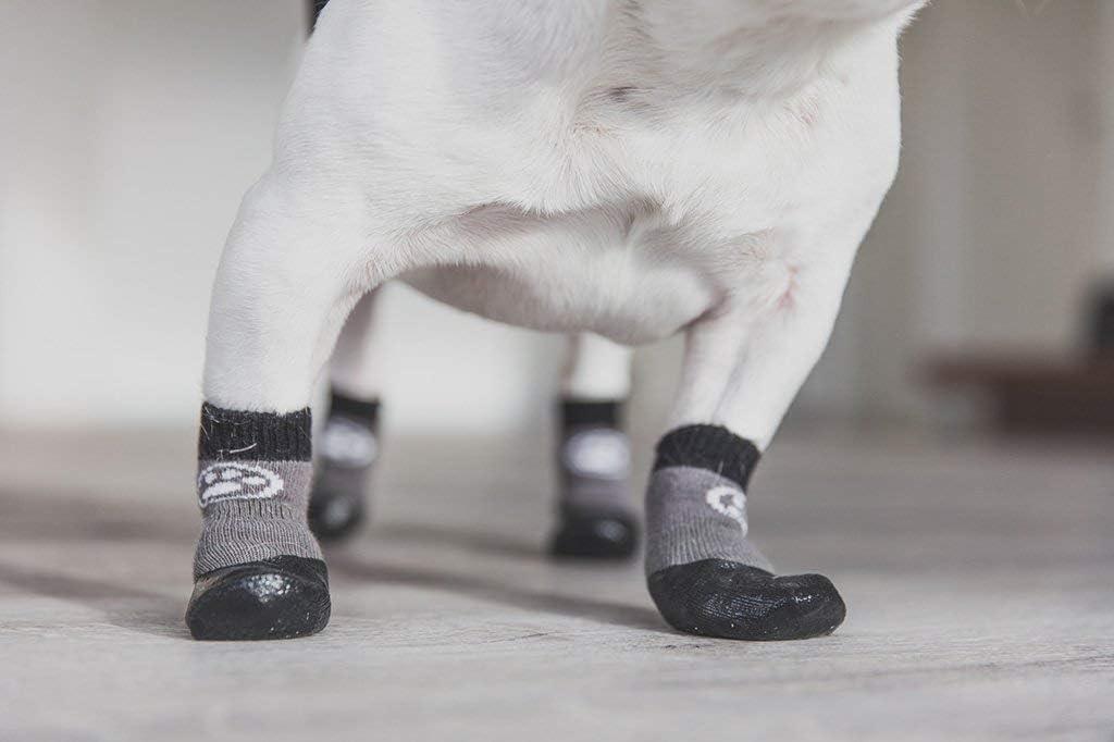 Calcetines de perro antideslizantes