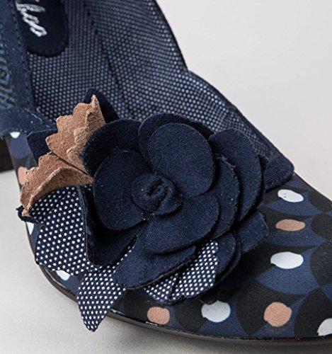 Schuhe Blau Ruby Damen Dee Shoo Blau 0ZHwtRAaq