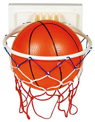 Small World Toys Gertie Balls - Hoop w/Gertie Basketball ()