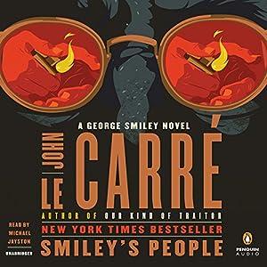 Smiley's People Audiobook