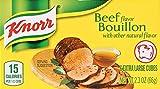 Knorr Bouillon Bouillon Cubes, Beef 2.3 Ounce