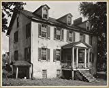 Vintography 16 x 20 Reprinted Photo of Southern Architectural Medical Hall, Churchville vic, Harford County, Maryland 1939 Johnston Frances Benjamin 64a