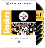 NFL Greatest Games  Pittsburgh [Import]