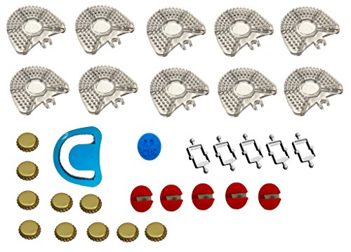 Kit Base de Individualizacin RED Dental (Dental PIN Art Evolucion)