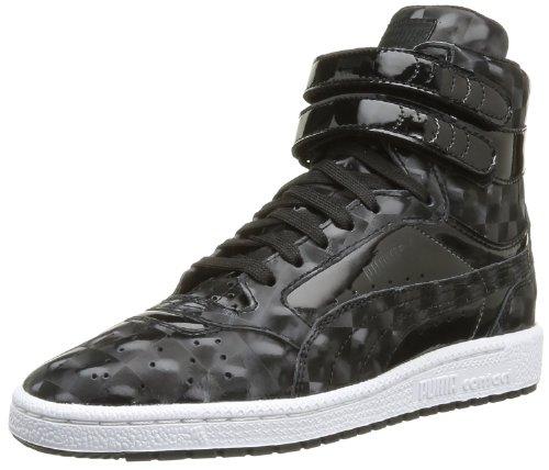Puma Sky Ii Hi Opulence Wn'S - Zapatillas de Deporte de cuero mujer negro - Noir (Black)