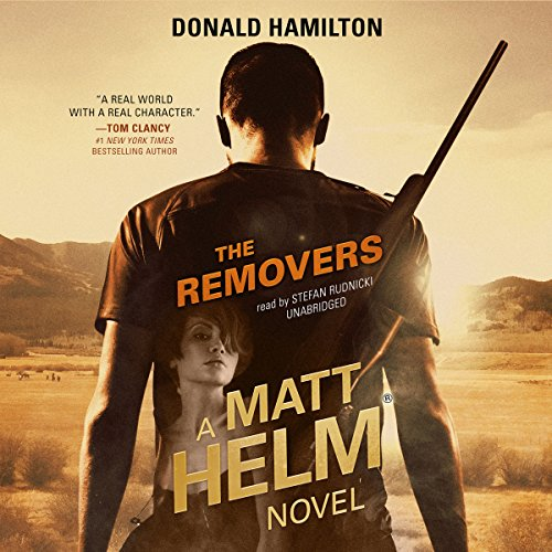 The Removers: Matt Helm, Book 3