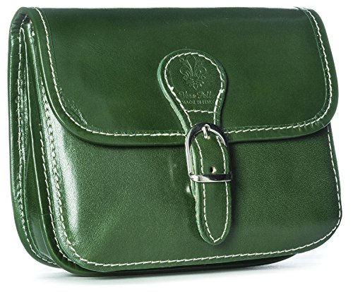 Big Handbag Shop, Borsa a tracolla donna One Verde (verde)