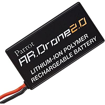 Parrot AR.Drone 2.0 Battery Lithium-Polymer Replacement Battery