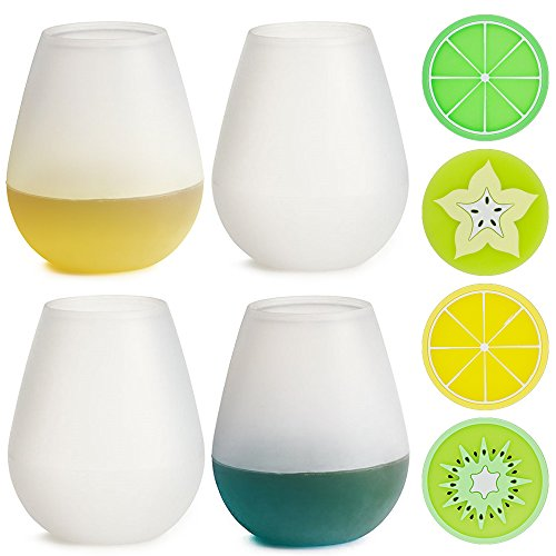 SENHAI Silicone Dishwasher Unbreakable Drinkware product image