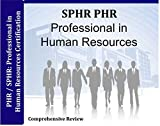 img - for PHR / SPHR: Professional in Human Resources Certification Review 5 Hours, 5 Audio CDs SPHR PHR book / textbook / text book