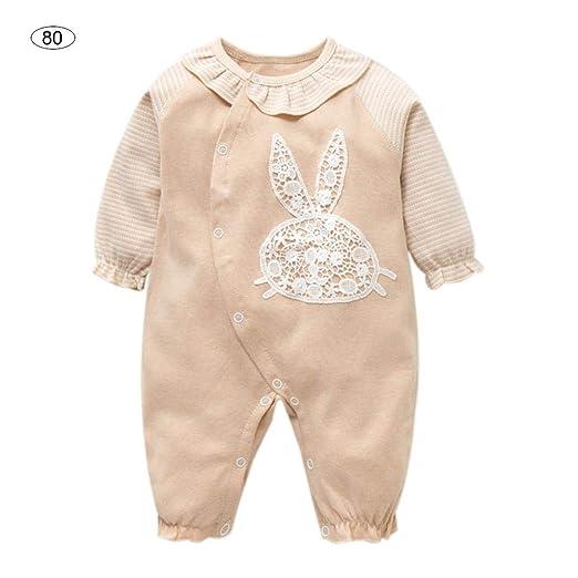 starter Body, algodón Bebé Body Bebé de Manga Larga Mameluco Otoño ...