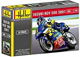 Heller - 80922 - Construction Et Maquettes - Suzuki Rgv 500 - Echelle 1/24ème
