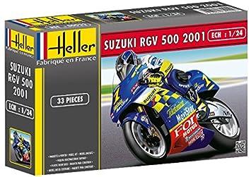 Heller - 80922 - Maqueta para Construir - Suzuki RGV 500 - 1 ...
