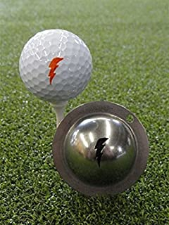 product image for Tin Cup Bolt Golf Ball Marking Stencil, Steel