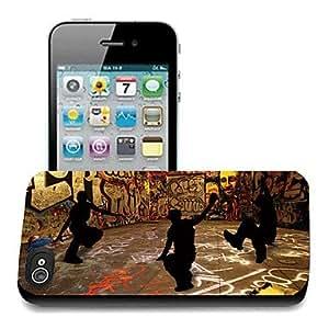 HC-Patrón de hip-hop caso el efecto 3D para iPhone5