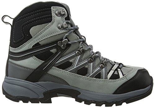 Lafuma M Atakama Ii, Men's High Rise Hiking Multicolour (Black/Steel Grey)