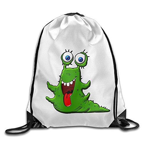[Bekey Monster Lively Drawstring Backpack Sport Bag For Men & Women For Home Travel Storage Use Gym Traveling Shopping Sport Yoga] (Dance Costumes Atlanta)