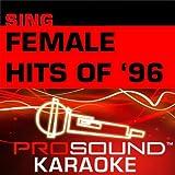 Sing Pop Hits '96 (f) V. 1