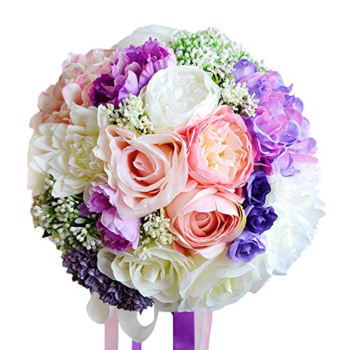 (Abbie Home Bride Bouquets - 9