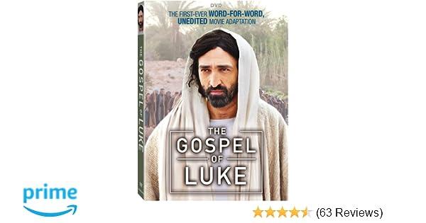 Amazon Com The Gospel Of Luke Dvd Selva Rasalingam Karima Gouit