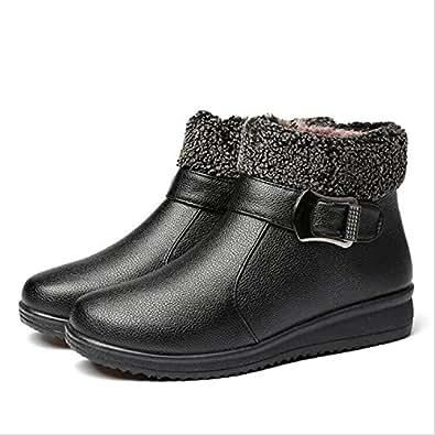 Amazon.com | Better Annie snow-boots New Winter Brand Warm