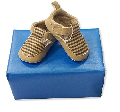 Bebé Niños Zapatos de ocasión marrón marrón Talla:6/12 Months beige
