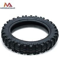 Neumático trasero pit bike 80/100-12 o 3.00-12