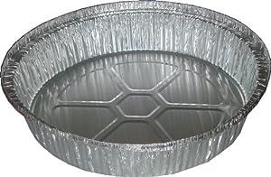 Amazon Com 9 Quot Aluminum Foil Pie Pan Plate Tin 2 Quot Deep
