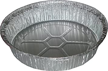 9\u0026quot; Aluminum Foil Pie Pan Plate Tin 2\u0026quot; Deep - Disposable (Case of  sc 1 st  Amazon.com & Amazon.com: 9\