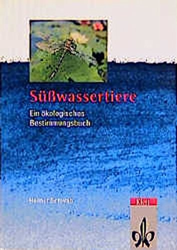 ssswassertiere-ein-kologisches-bestimmungsbuch