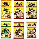 うまかっちゃん 全種類 食べ比べ 6種類×2 合計12食 ハウス食品
