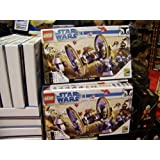 Star Wars Lego Exclusive Limited Edition Set 2008 Comiccon Clone Wars #7670, #7654 With 4 Clone Troopers Captain Rex
