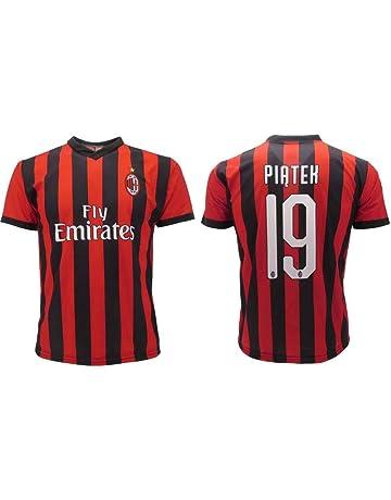 Maglia Piatek Milan Ufficiale 2018 2019 AC Adulto Bambino Krzysztof Numero  19 a7185eb68da1