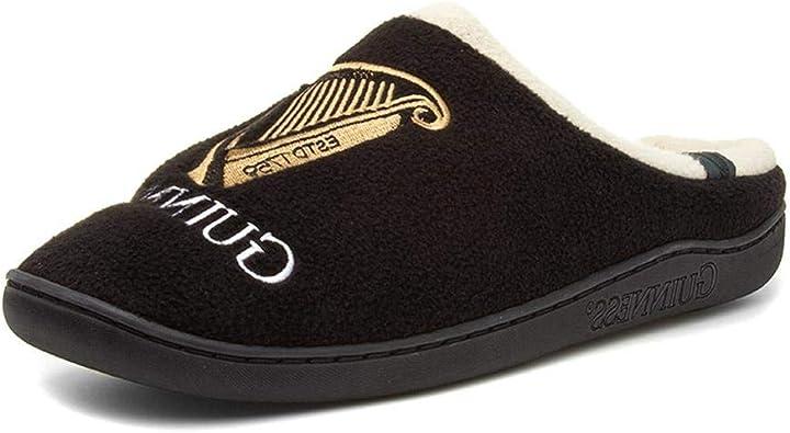 Shoe Zone Guinness Jefferson Mens Black