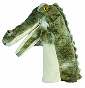 The Puppet Company Carpets Crocodile Hand Puppet